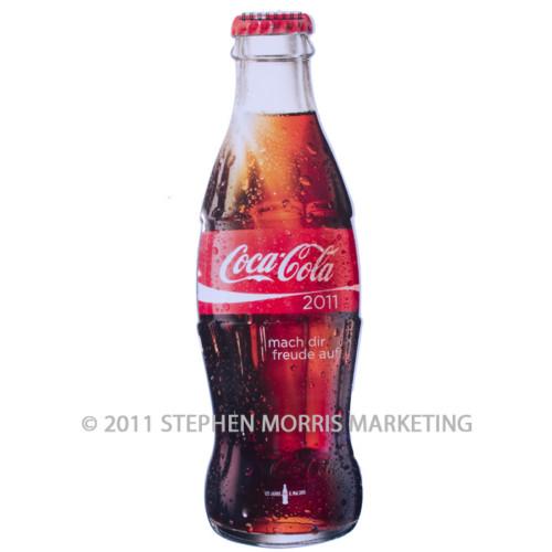 Coca-Cola Calendar 2011. Product Code Z6-0