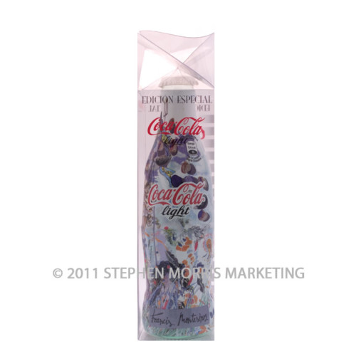 Coca-Cola Bottle 2010. Product Code V6c-0