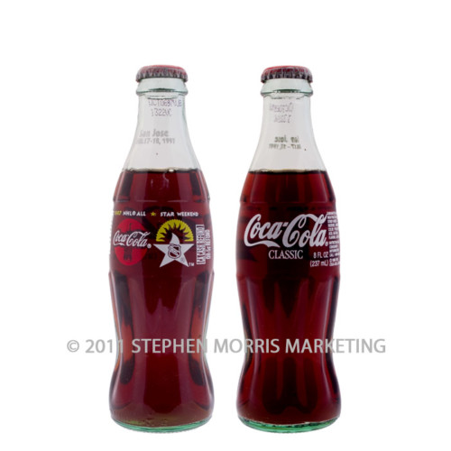 Coca-Cola Classic Bottle. Product Code A80-0