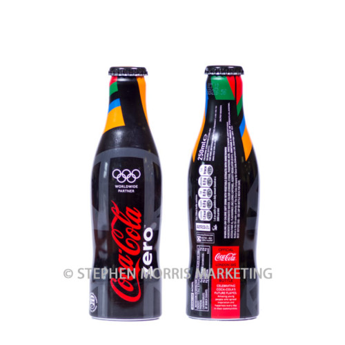 Promotion for the 2012 Olympics. Product Code CCC-0013-0