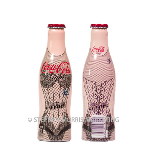 French regular Coca-Cola bottle. Product Code CCC-0020-0