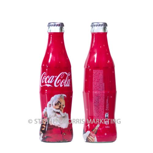 Belgian regular Coca-Cola Bottle. Product Code CCC-0021-0