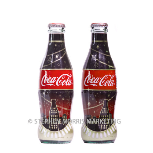 Turkish glass Ramadan bottle 2011. Product Code CCC-0048-0