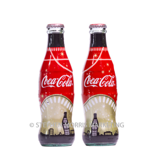 Turkish glass Ramadan bottle 2011. Product Code CCC-0051-0