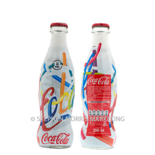 Coca-Cola Italy 2 of 3 - 2103 - Product Code CCC-0101-0