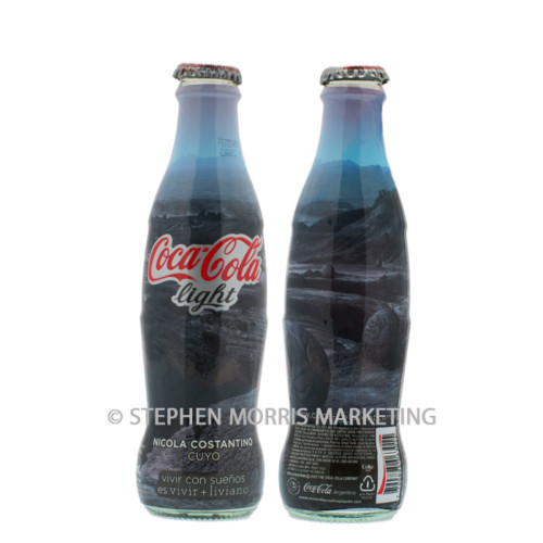 Coca-Cola Light Argentina 2013 - 'Cuyo' - Product Code CCC-0106-0