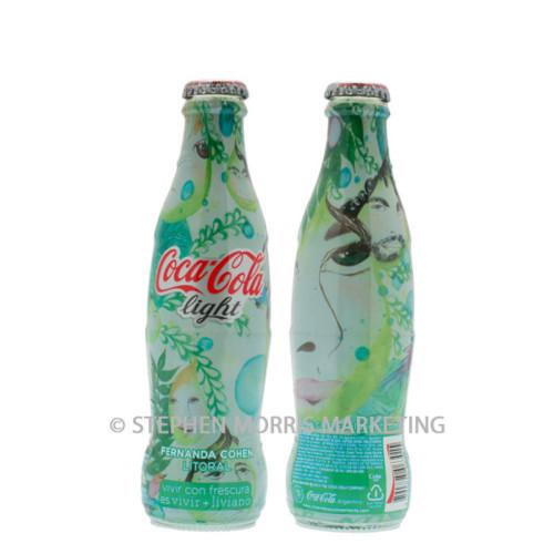 Coca-Cola Light Argentina 2013 - 'Litoral' - Product Code CCC-0109-0