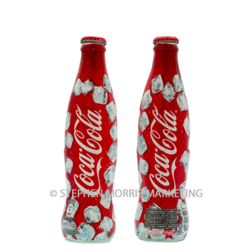 Coca-Cola Argentina 'Ice' bottle 2012 - Product Code CCC-0112-0