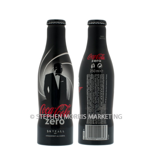 Coca-Cola Zero France 2012 - Product Code CCC-0118-0