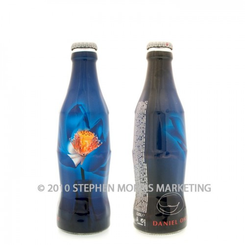 Coca-Cola Light Lotus Flower Bottle - 2004