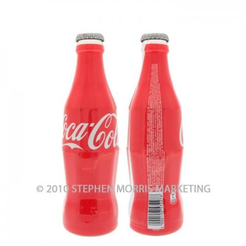 Coca-Cola Collectibles Glass Contour Bottle - 2009
