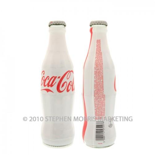 Coca-Cola Collectibles Glass Contour UV Bottle - 2009