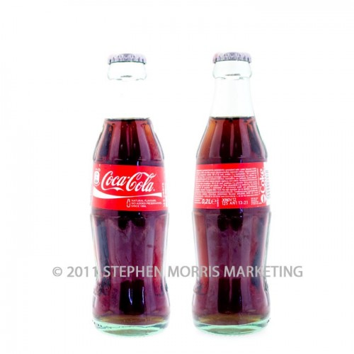 Coca-Cola Collectibles 125th Anniversary Bottle
