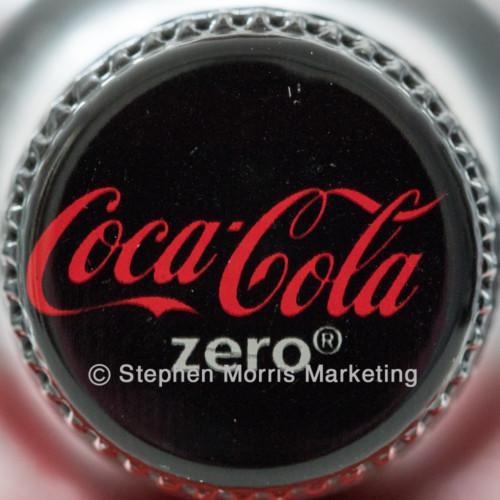 France Euro 2016 Coca-Cola zero bottle